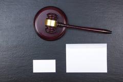3d tła pojęcia ilustracja odizolowywał prawo odpłacającego się biel wizytówki szereg finansowe Korporacyjnego materiały ustalony  Fotografia Stock