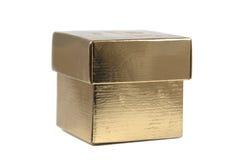 3d tła pudełko odpłaca się biel Zdjęcia Royalty Free