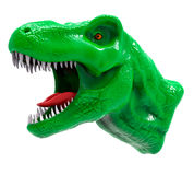 3D  T-Rex Head Royalty Free Stock Images