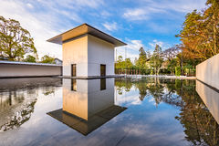 d T Susuki muzeum Zdjęcie Stock