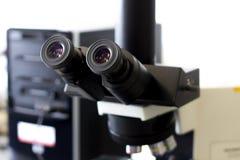 D?tail de microscope images libres de droits