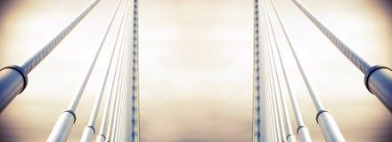 D?tail moderne de pont photos libres de droits