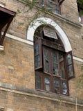 D?tails architecturaux, b?timent municipal de Mumbai, Mumbai, Inde photo libre de droits