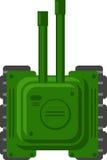 2D Tank Royalty Free Stock Photo