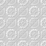 3D tapetują sztuka wzoru krzyża spirali kwiatu round kalejdoskop Zdjęcie Stock