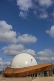 3D teatro Infoversum nel centro di Groninga Fotografie Stock