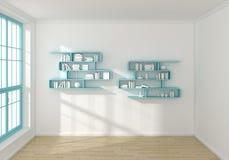 3D teruggegeven Binnenland Stock Foto