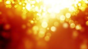 3D teruggevend licht onduidelijk beeld van lichte vlekken voor de achtergrond, bokeh Stock Foto