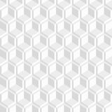 3d textura decorativa blanca - fondo inconsútil Foto de archivo