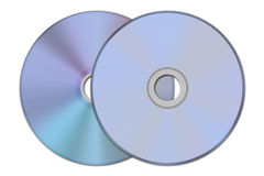 2D texture d'image d'un ensemble de disque CD ou compact Photo stock