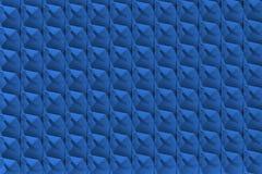 3d textuur in blauw Royalty-vrije Stock Afbeelding