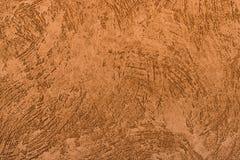 3D textuur van bronskleur Stock Afbeeldingen
