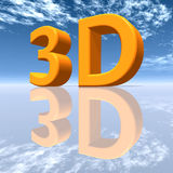 3D (Three-Dimensional) Stock Photography