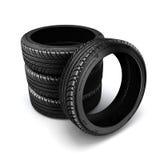 3d tire Stock Photos