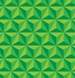 3D trójgraniasty lub czworościan, ostrosłupy Bezszwowy wektoru wzoru tło royalty ilustracja