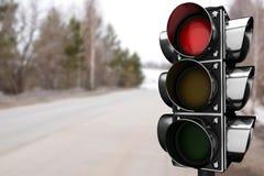 3d Traffic light Stock Image