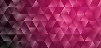 Abstract background. Design wallpaper. 3d Triangles, abstract  background. Design wallpaper stock illustration