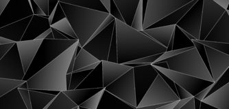 Triangles, abstract background. Design wallpaper. 3d Triangles, abstract background. Design wallpaper royalty free illustration