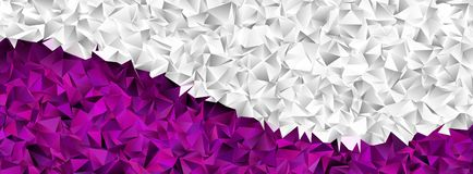 3d Triangles, abstract background. Design wallpaper. Triangles, abstract background. Design wallpaper stock illustration