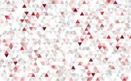 3d triangular, fundo moderno fotografia de stock royalty free