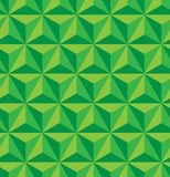 3D triangular, or tetrahedron, pyramids. Seamless vector pattern background. 3D triangular, or tetrahedron, pyramids. Seamless vector pattern background royalty free illustration