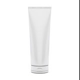 3d tube for cosmetics Royalty Free Stock Images