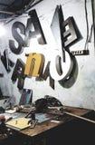 3d type atelier image libre de droits