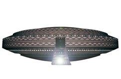 3d UFO Zdjęcie Royalty Free