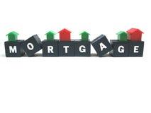 dług hipoteka Obrazy Stock