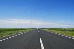 długa droga Zdjęcie Stock