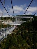 Długi most Zdjęcie Royalty Free
