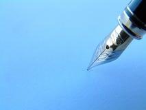 długopis. fotografia stock