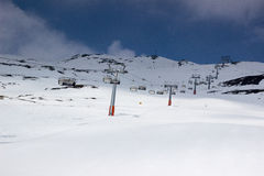 D'Ultimo de Ultental - de Val Foto de archivo libre de regalías