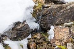 D'Ultimo de Ultental - de Val Imagenes de archivo