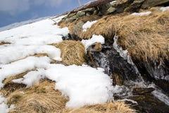 D'Ultimo Ultental - Val Стоковые Изображения