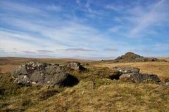 D'un massif de roche à l'autre Image stock
