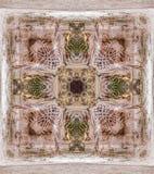 Dżungla abstrakt - zebra 1 Zdjęcia Stock