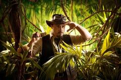 dżungli odprowadzenie Obraz Royalty Free
