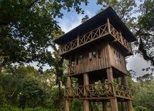 Dżungli placówka zdjęcia stock