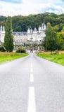 d'Usse del chateau, Francia. Fotografia Stock