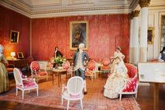 D'USSE, FRANCE - 27 AUGUST 2015: Royal castle of d'Usse, Loire V Stock Images