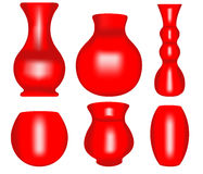 3d Vase Royalty Free Stock Photography