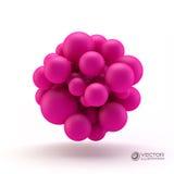 3D vectorillustratie Royalty-vrije Stock Foto