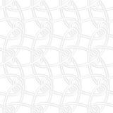 3D vertical interlocking ornament Royalty Free Stock Photos