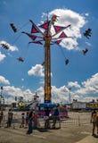 """ d'""""Vertigo†appelé par tour de carnaval image libre de droits"""