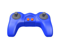 3d Videogame console controller Stock Photo