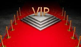 3d VIP geven symbool terug Vector Illustratie