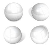 3D Volleyball icon. 3D Icon Design Series. Royalty Free Stock Image