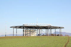 D-VOR ground station Stock Photography