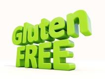3d Vrij Gluten Stock Foto's